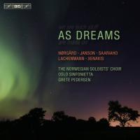 As dreams   Norwegian Soloists Choir (The). Chanteur