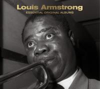 Essential original albums | Armstrong, Louis (1901-1971). Trompette. Chanteur