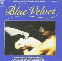 Blue velvet : [bande originale du film de David Lynch] | Angelo Badalamenti (1937-....). Compositeur
