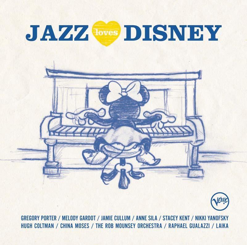 Jazz loves Disney. 1 |