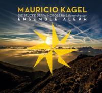 DIE STUCKE DER WINDROSE : les 8 pièces de la rose des vents pour orchestre de salon | Kagel, Mauricio (1931-....)