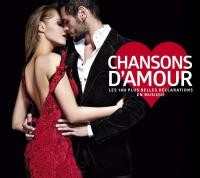 Chansons d'amour : les 100 plus belles déclarations en musique / Dee Dee Bridgewater, chant   Bridgewater, Dee Dee (1950-....). Chanteur. Chant