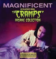 Magnificent 62 classics from The Cramps insane collection