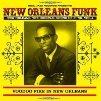 NEW ORLEANS FUNK : the original sound of funk, vol. 4 | Robinson, Dave