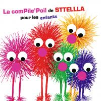 La compile'poil de Sttellla pour les enfants