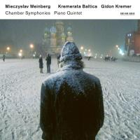 CHAMBER SYMPHONIES / PIANO QUINTET | Weinberg, Mieczyslaw (1919-1996)