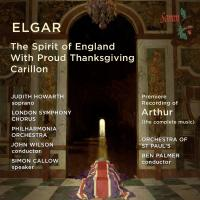 The Binyon settings : The spirit of England, With proud thanksgiving...