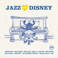 Jazz loves Disney / Jamie Cullum, chant | Cullum, Jamie (1979-....). Chanteur. Chant