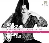 Concerto pour violoncelle n.1, Sonates n.2 & 3