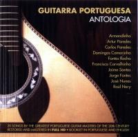 Guitarra portuguesa antologia
