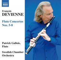 Flute concertos Nʿ5-8