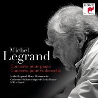Concerto pour piano Concerto pour violoncelle Michel Legrand, comp., piano Henri Demarquette, violoncelle Orchestre Philharmonique de Radio France Mikko Franck, direction
