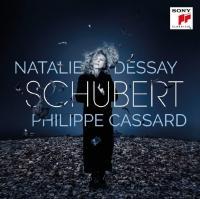 Schubert Franz Schubert, comp. Philippe Cassard, piano Natalie Dessay, soprano