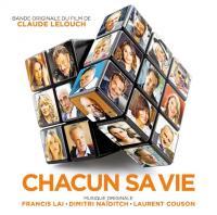 Chacun sa vie : bande originale du film de Claude Lelouch