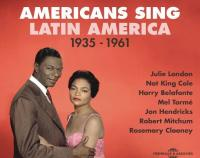 "Afficher ""Americans sing latin America"""