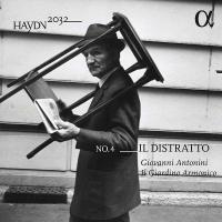 Haydn 2032 4 il distratto Joseph Haydn, Domenico Cimarosa, comp. il Giardino Armonico, ensemble instrumental Giovanni Antonini, direction