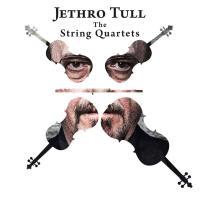 The String quartets Jethro Tull, compositeur de l'oeuvre adaptée Ian Anderson, orchestrateur, flûte, chant, guitare; Carducci Quartet, quatuor à cordes