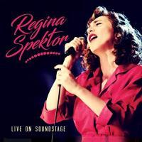 Live on soundstage Regina Spektor, piano, chant