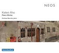 Piano works / Kalevi Aho, comp.   Aho, Kalevi. Compositeur