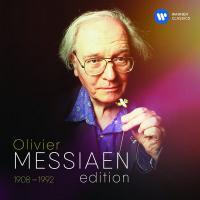 Olivier Messiaen edition 1908-1992 | Olivier Messiaen (1908-1992). Compositeur