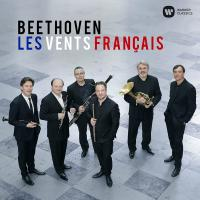 Music for winds = Musique pour vents Ludwig van Beethoven, comp. Les Vents Français, ensemble instrumental Eric Le Sage, piano