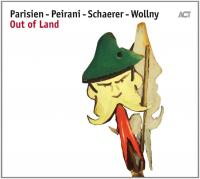 Out of land | Parisien, Emile (1982-....). Saxophone