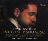 "Afficher ""Integrale piano music"""