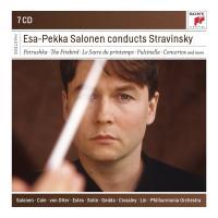 Esa-Pekka Salonen conducts Stravinsky / Esa-Pekka Salonen, dir.   Salonen, Esa-Pekka (1958-....). Chef d'orchestre