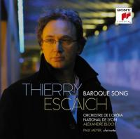 Baroque song / Thierry Escaich, comp. | Thierry Escaich