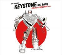 Live au Crescent 2016 | Amazing Keystone Big Band (The). Musicien