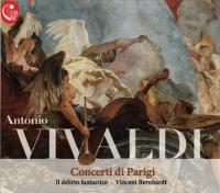 Concerti di Parigi | Antonio Vivaldi, Compositeur
