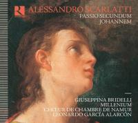 PASSIO SECUNDUM JOHANNEM   Scarlatti, Alessandro (1660-1725)