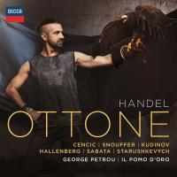 Ottone / Georg Friedrich Händel, comp.   Haendel, Georg Friedrich (1685-1759). Compositeur