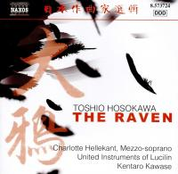 The raven   Toshio Hosokawa (1955-....). Compositeur