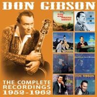 The Complete recordings 1952-1962 | Gibson, Don (1928-2003)