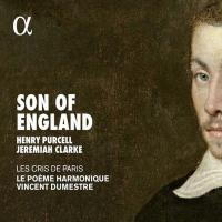 Son of England / Henry Purcell | Purcell, Henry (1659-1695). Compositeur
