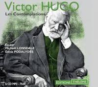 Les contemplations / Victor Hugo, textes | Hugo, Victor (1802-1885). Auteur. Textes