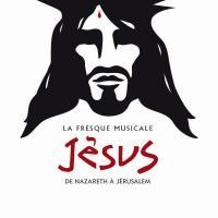Jésus, de Nazareth à Jérusalem la fresque musicale Pascal Obispo, auteur-compositeur Christophe Barratier, mise en scène