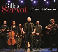 70 ans... à l'ouest !!! | Servat, Gilles