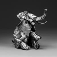 "Afficher ""Black origami"""