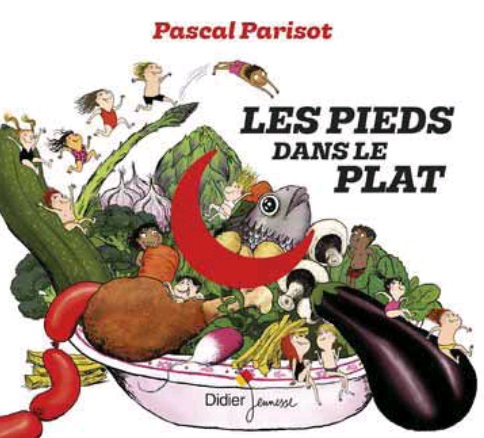 Les pieds dans le plat Pascal Parisot, comp. & chant