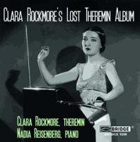 Clara Rockmore's lost theremin album | Rockmore, Clara (1911-1998).