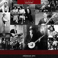 American epic : the best of country