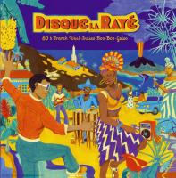 Disque la rayé : 60's french west-indies boo-boo-galoo |