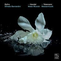 Water Musick = Water music / Georg Friedrich Händel, Georg Philipp Telemann, Ensemble Zefiro sous la dir. de Alfredo Bernardini |