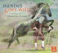 Händel goes wild : imrpovisations on G. F. Händel