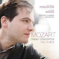Piano concertos n ̊ 25 & 26 | Wolfgang Amadeus Mozart