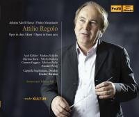 Attilio Regolo : Semperoper edition, vol. 11