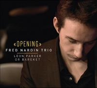 Opening / Fred Nardin, p | Nardin, Fred (1987-) - pianiste. Interprète