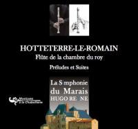 Flûte de la chambre du roy Préludes & suites